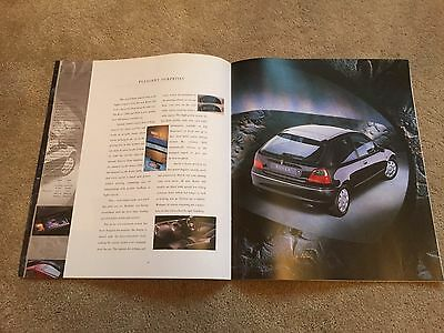 Rover 200 brochure 1996 - large format