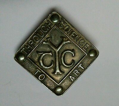 Thomas Young Centre lapel badge