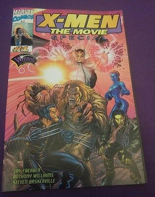 Marvel - X-Men The Movie Special Issue 1