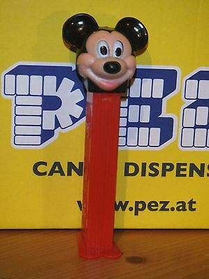 1 PEZ- MICKEY MOUSE-THIN FEET-PAT.-NR.: 3.942.683-VERY LOW(Combi)- SHIPPING!!