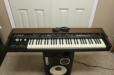 Roland VK-8 Combo Board Organ with Carrying Case and Power Chord
