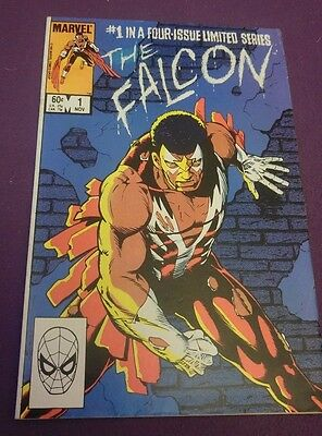 Marvel Comic - The Falcon Part One of a Four Issue Limited Series