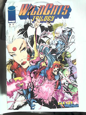 Wildcats Trilogy n° 3 ( Image ) 1993
