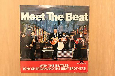 Tony Sheridan & The Beat Brothers with The Beatles - Meet the Beat Original 10'