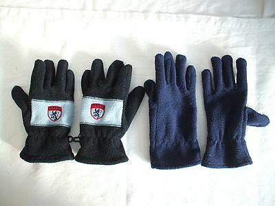 Two pairs of Kids Gloves 8-10 years