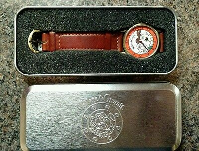 Wallace and Gromit Original 1989 Watch by Wesco for  BBC