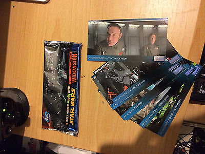 Star Wars Topps Trading Cards – 1997