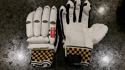 Gray-Nicolls Powerbow Right Hand RH Mens Cricket Batting Gloves