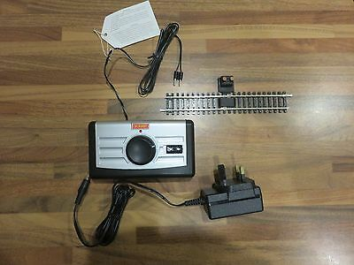 Hornby **new** R8250 Controller & Transformer P9000W & Connecting Track Set Oo