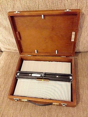Rare Chiropractor Equipment Chiropractic Spinal Curvature Impression Mould Gauge