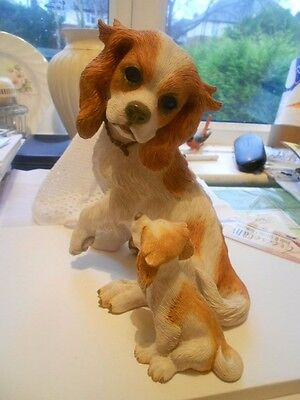 Country Artists figurine, Cavalier King Charles Spaniel, Large