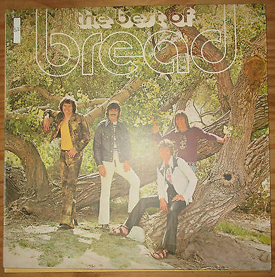 The Best Of Bread - 1972 LP (Excellent Condition)