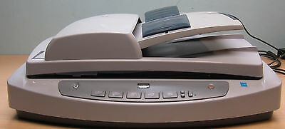 HP Hewlett Packard ScanJet 5590 Flatbed Scanner with Power Cord, ADF and Cable
