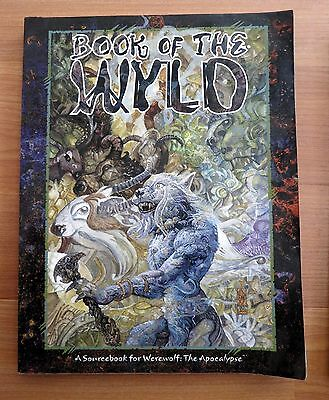 Book of the Wyld Werewolf the Apocalypse WW3113 used