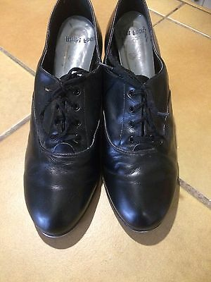 ladies tap shoes size 7 1/2 By Freed