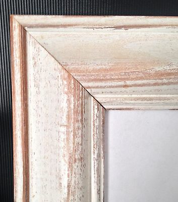 Wooden Photo Picture Frame Frame Holds Photo 8 x 10""