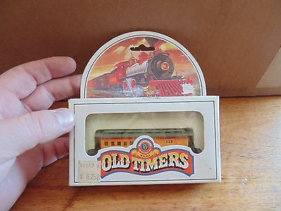 NEW N SCALE BACHMANN 53-1055-01 47' combine CAR UNION PACIFIC OLD TIMERS