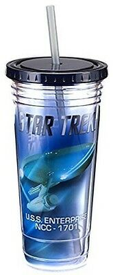 Star Trek 24 Ounce Acrylic Travel Cup Misc