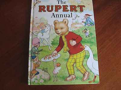Vintage Daily Express RUPERT Annual 1998 exc cond