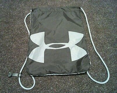 Under Armour drawcord gym sack, NEW