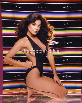 Superb High Resolution Sexy APOLLONIA  Embossed Photo Harry Langdon HL1675