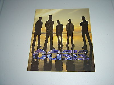 OASIS Official Concert Tour Programme Standing On The Shoulders Of Giants 2000