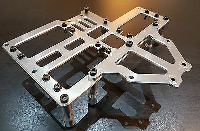 Mcd Race Runner Alloy Servo And Steering Tray With Standoffs 1:5Th Scale Rally