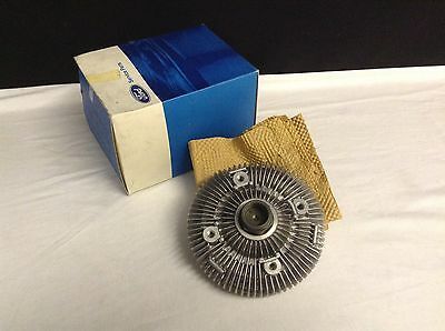 New Genuine Ford Transit Mk2 2.4D Water Pump Viscous Coupling Nos Very Rare