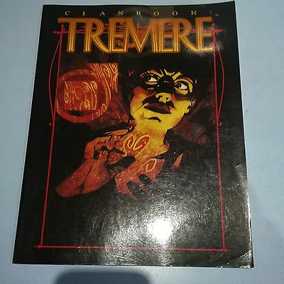 Vampire the Masquerade TREMERE REVISED CLANBOOK. White Wolf World of Darkness