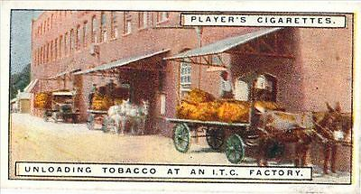 #14 Unloading Tobacco at an ITC Factory From Plantation