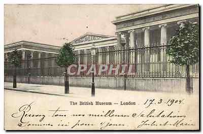 Angleterre - England - London - The British Museum - CPA