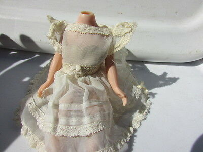 "Betsy McCall 8"" Doll 1957 Sunday Best Dress 1st American Character Gorgeous"