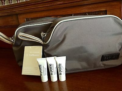 Lot Of 2 LUFTHANSA AIRLINES First Class Amenity Kit Bogner New Men's