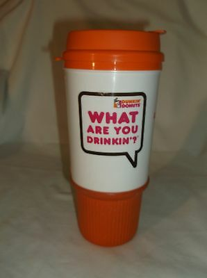 Whirley  24  oz   DUNKIN DONUTS  Hot or  Cold  DRINK Cup BPA FREE  SPILL RESIST