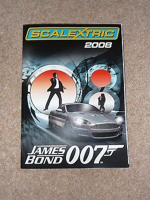 2008 Scalextric Catalogue
