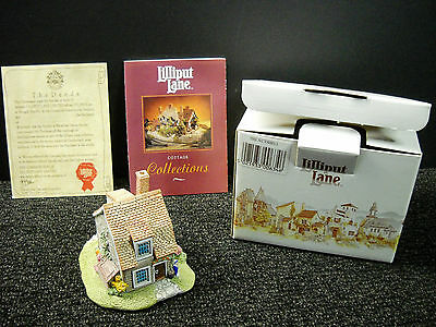 Lilliput Lane The Nutshell English Collection South East NIB With Deeds 1992