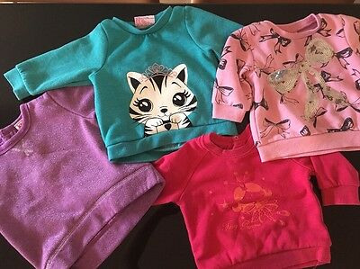 Baby Girl Jumpers  Size: 0