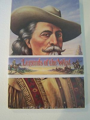 Legends of the West Post Cards Set MIP