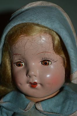 Sweet Vintage Composition Doll