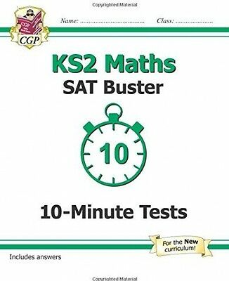 KS2 Maths SAT Buster: 10-Minute Tests (for The New Curriculum) (Paperback, 2015)