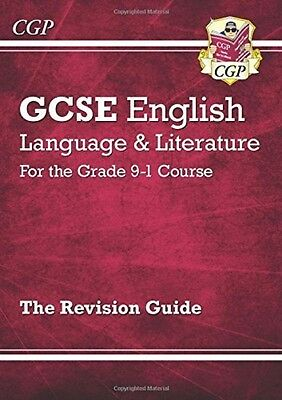 New GCSE English Language And Literature Revision Guide (Grade 9-1 Courses)