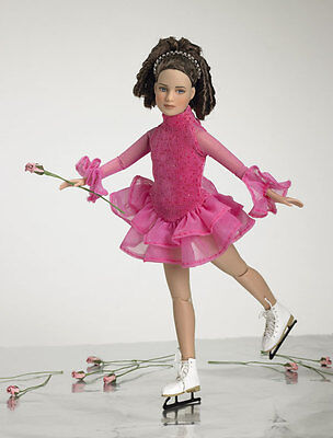 "Marley""PRINCESS ON ICE"" -PRISTINE in SHIPPER - SKATES w METAL BLADES-Lmt Ed NFRB"
