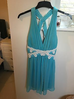 Fever Occasion Blue Dress Size 12