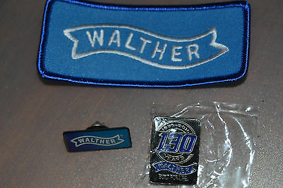 Walther Badges