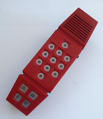 MASTER MERLIN HAND HELD GAME RETRO VINTAGE  by Parker Brothers (1976) WATCH LED
