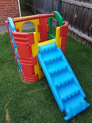 kids outdoor cuby house