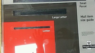 Royal mail letter size guide