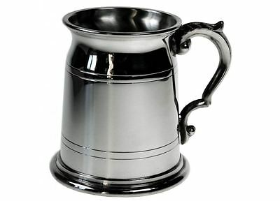1/2 Pint Old London Pewter Tankard with Free Engraving