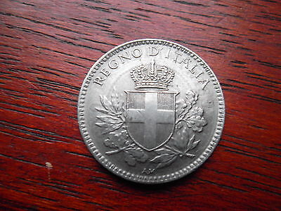 collectable 1918 20 cent from ITALY..