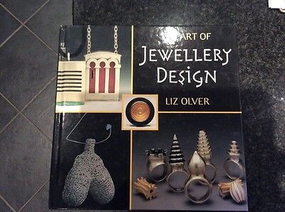 jewellery making manual The Art Of Jewellery Desing by Liz Olver